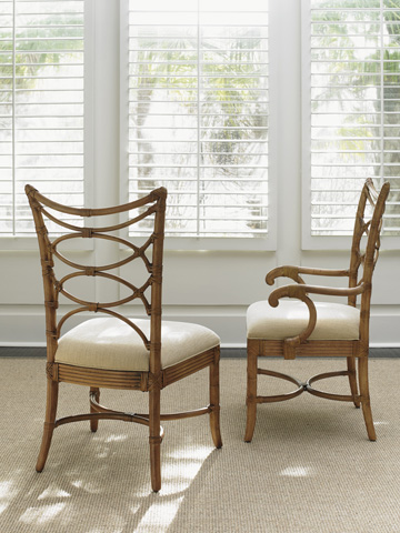 Tommy Bahama - Sanibel Side Chair - 540-880-02