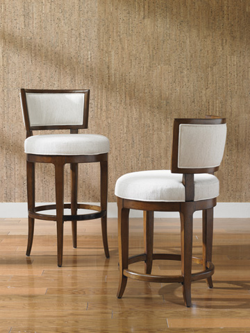 Lexington Home Brands - Macau Swivel Barstool - 556-816-02