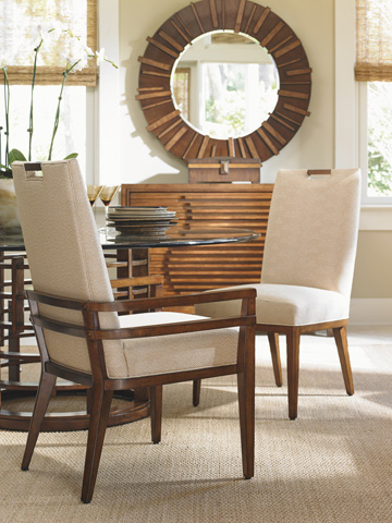 Lexington Home Brands - Coles Bay Arm Chair - 556-885-01
