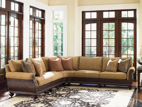 Tommy Bahama - Westbury Sectional - 1768-SECTIONAL