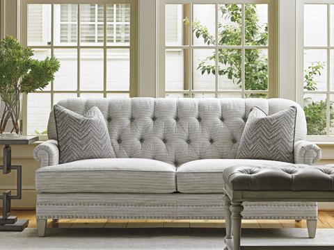 Lexington Home Brands - Hillstead Settee - 7924-23
