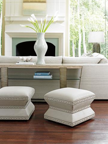 Lexington Home Brands - Wheatley Ottoman - 7112-44