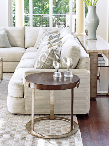 Lexington Home Brands - Wetherly Accent Table - 721-954