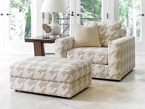Lexington Home Brands - Bellvue Ottoman - 7906-44