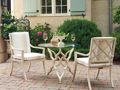 Lexington Home Brands - Outdoor Dining Chair - 3239-13