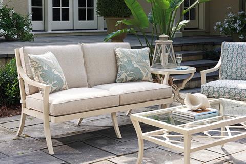 Lexington Home Brands - Outdoor Loveseat - 3239-22