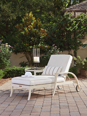Lexington Home Brands - Outdoor Chaise Lounge - 3239-75