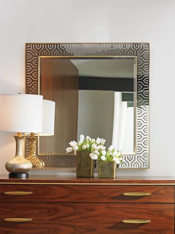 Lexington Home Brands - Tribeca Square Mirror - 723-205