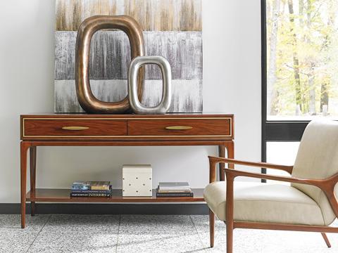 Lexington Home Brands - Carle Place Console Table - 723-867