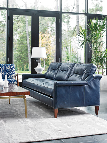 Lexington Home Brands - Whitehall Leather Sofa - LL7780-33