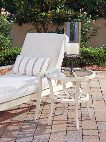 Lexington Home Brands - Outdoor Round End Table - 3239-950