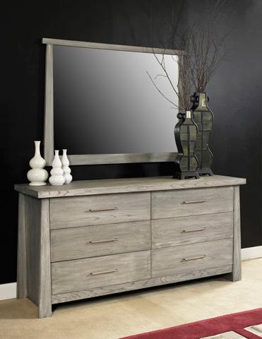 Ligna Furniture - Six Drawer Dresser - 8126