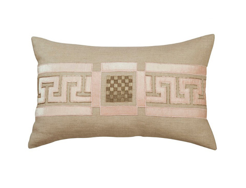 Lili Alessandra - Dimitri Small Rectangle Pillow - L245ANBL-V
