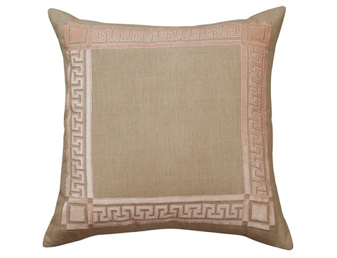 Lili Alessandra - Dimitri Square Pillow - L245ASNBL-V