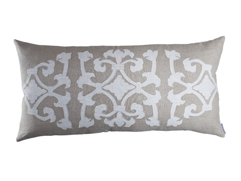 Lili Alessandra - Angie Large Rectangle Pillow - L268ADNW-L