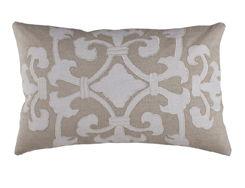 Lili Alessandra - Angie Small Rectangle Pillow - L268ANW-L