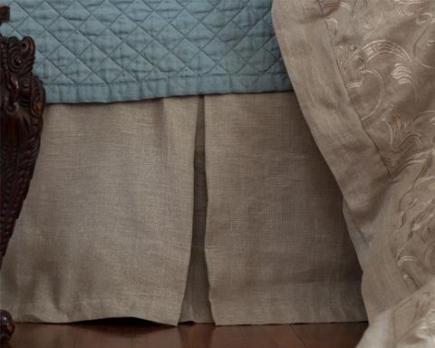 Lili Alessandra - Mozart Tailored Bed Skirt - L277SKTH