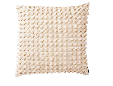 Lili Alessandra - Ribbon Square Pillow - L501I