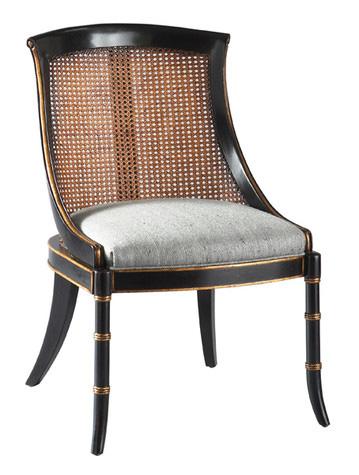 Lillian August Fine Furniture - Antoine Cane Back Dining Chair - LA91161-01