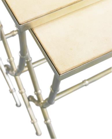 Lillian August Fine Furniture - Finch Bamboo Nesting Tables - LA96323-01