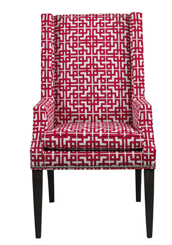 Lillian August Fine Furniture - Bryson Chair - LA3126C
