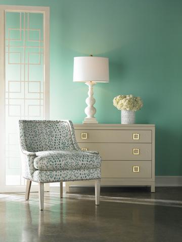 Lillian August Fine Furniture - Anson Chair - LA3139C