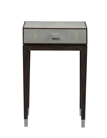 Lillian August Fine Furniture - Michael Shagreen Side Table - LA96324-01