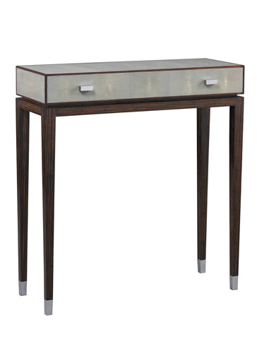Image of Quinn Shagreen Console
