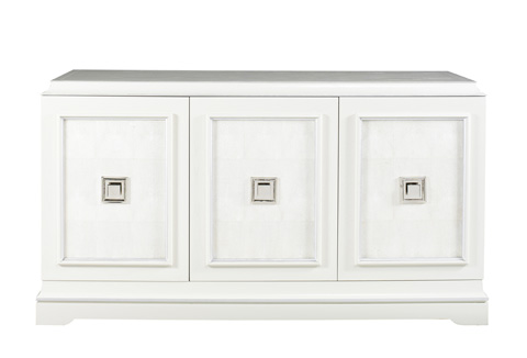 Lillian August Fine Furniture - Rand Three Door Cabinet - LA14363