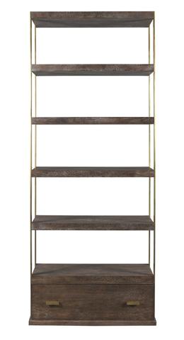 Lillian August Fine Furniture - Compton Bookcase - LA15350-01