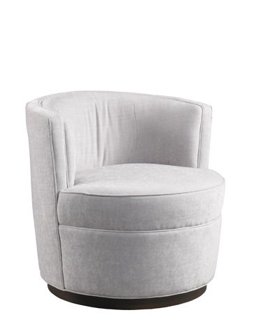 Lillian August Fine Furniture - Devlan Swivel Chair - LA3140C
