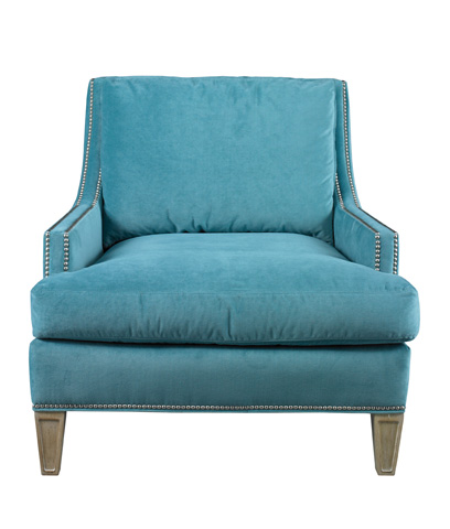 Lillian August Fine Furniture - Royce Chair - LA7112C