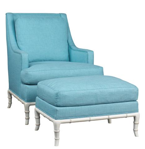 Lillian August Fine Furniture - Paulette Ottoman - LA1115OT
