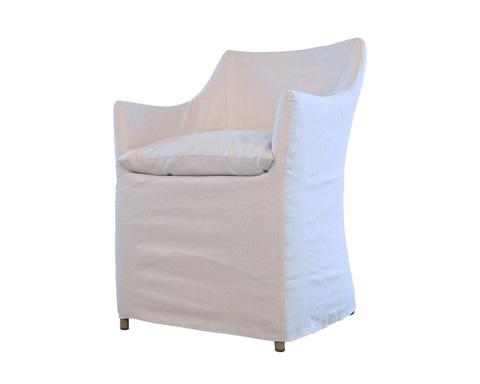 Lloyd Flanders - Sea Island Dining Chair - 236001