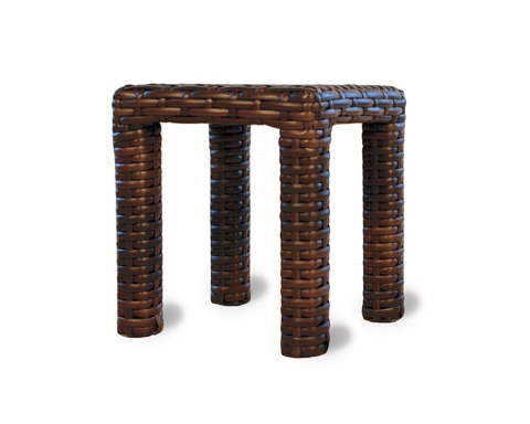 Lloyd Flanders - Contempo Stool/End Table - 38016