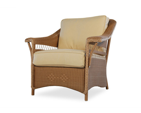 Lloyd Flanders - Nantucket Lounge Chair - 51002