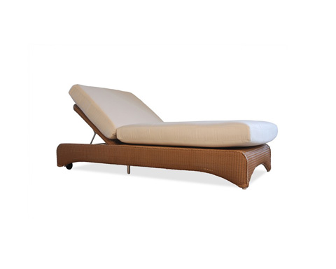 Lloyd Flanders - Double Pool Chaise - 6040