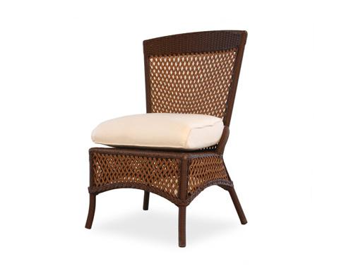 Lloyd Flanders - Grand Traverse Armless Dining Chair - 71307