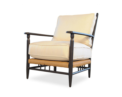 Lloyd Flanders - Low Country Lounge Chair - 77002