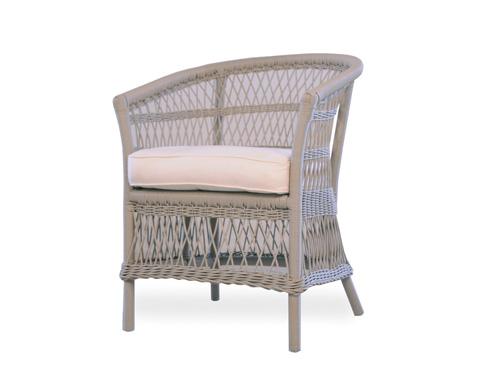 Lloyd Flanders - Barrel Dining Chair - 271013