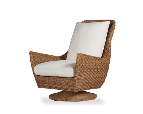 Lloyd Flanders - High Back Swivel Lounge Chair - 426080