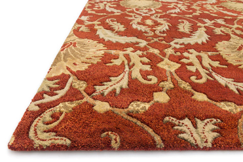 Loloi Rugs - Persimmon Rug - FT-06 PERSIMMON