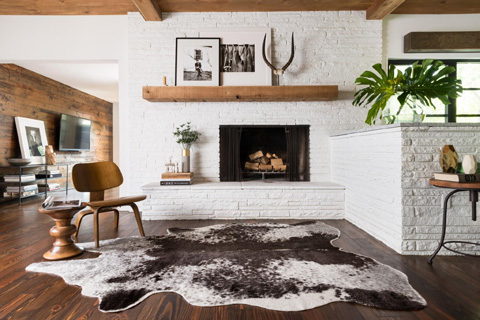Loloi Rugs - Ivory and Charcoal Rug - GC-03 IVORY / CHARCOAL