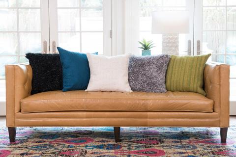 Loloi Rugs - Green Pillow - P0168 GREEN