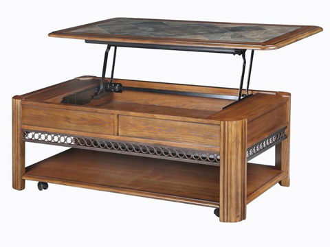 Magnussen Home - Madison Rectangular Lift-Top Cocktail Table - T1125-50