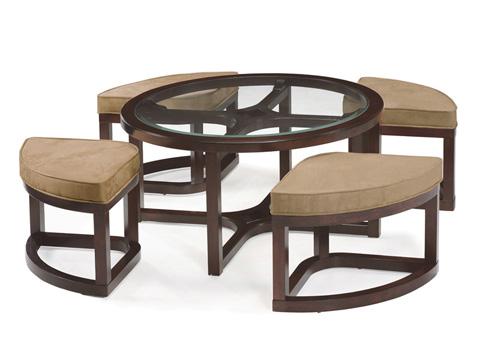 Magnussen Home - Demilune Sofa Table - T1020-75