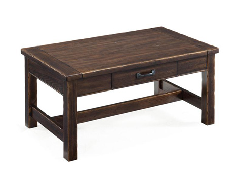 Image of Rectangular Sofa Table