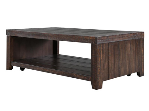 Image of Rectangular Chairside Table