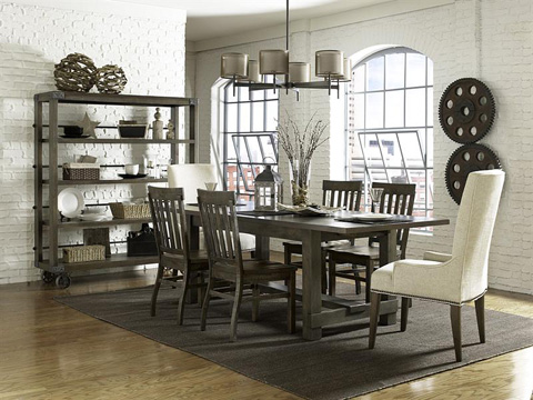 Magnussen Home - Round Dining Table - D2471-22