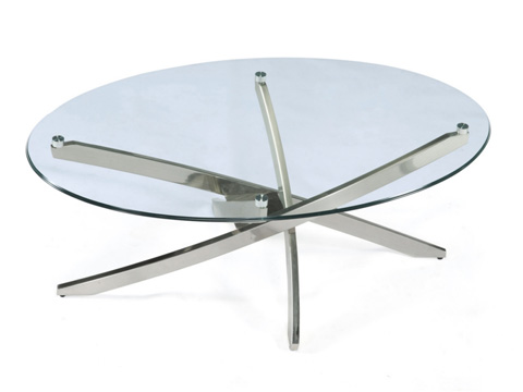 Magnussen Home - Oval Cocktail Table - T2050-47